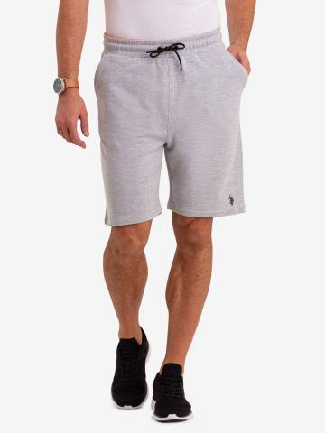 U.S. Polo Assn. - Mens French Terry Knit Shorts - Size S