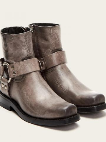 Women's Casual Square Toe Boots