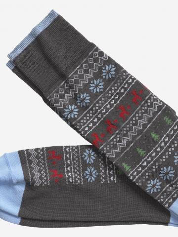 Christmas Sweater Socks